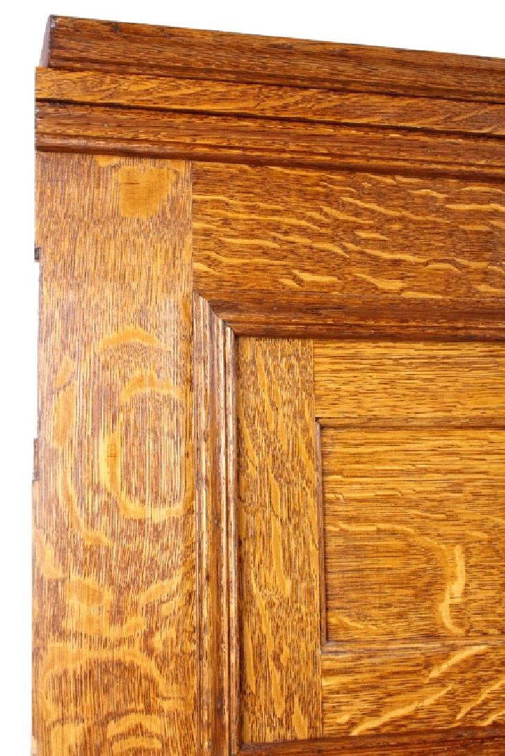 Miles City, Bank President Quartersawn Dutch Door - 7