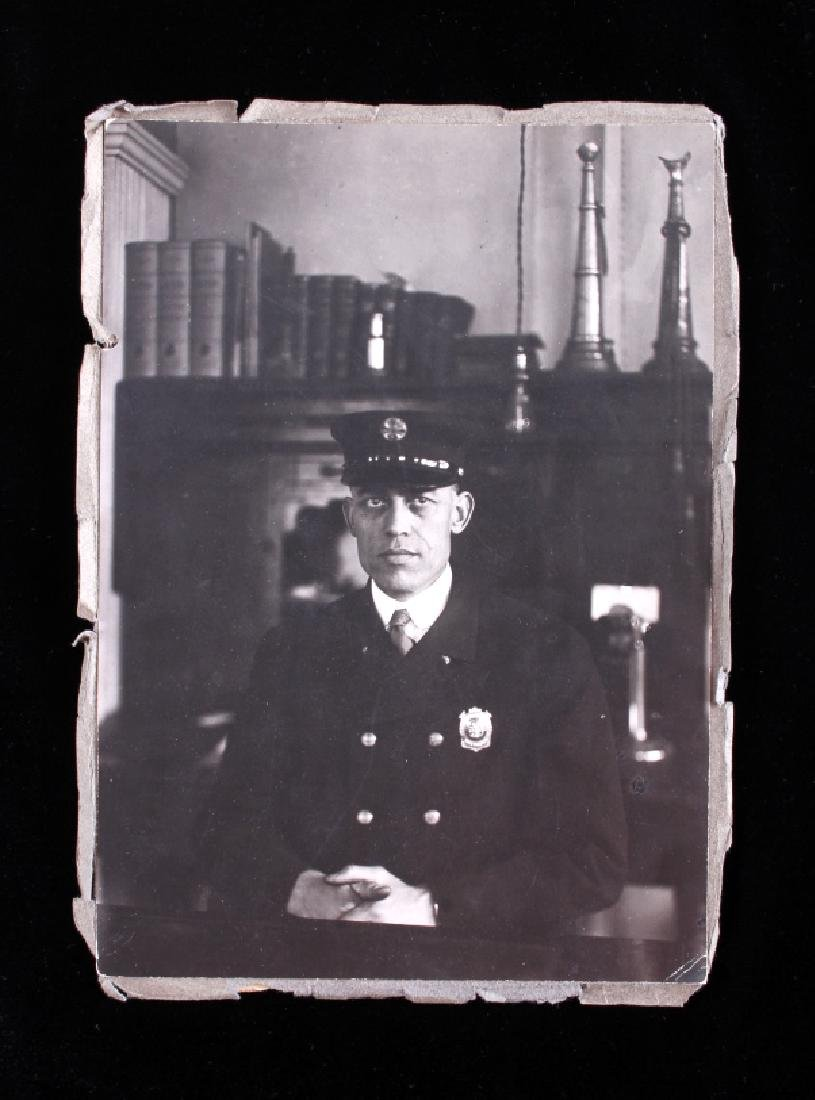 1800's Fireman Cabinet Photograph Collection - 2