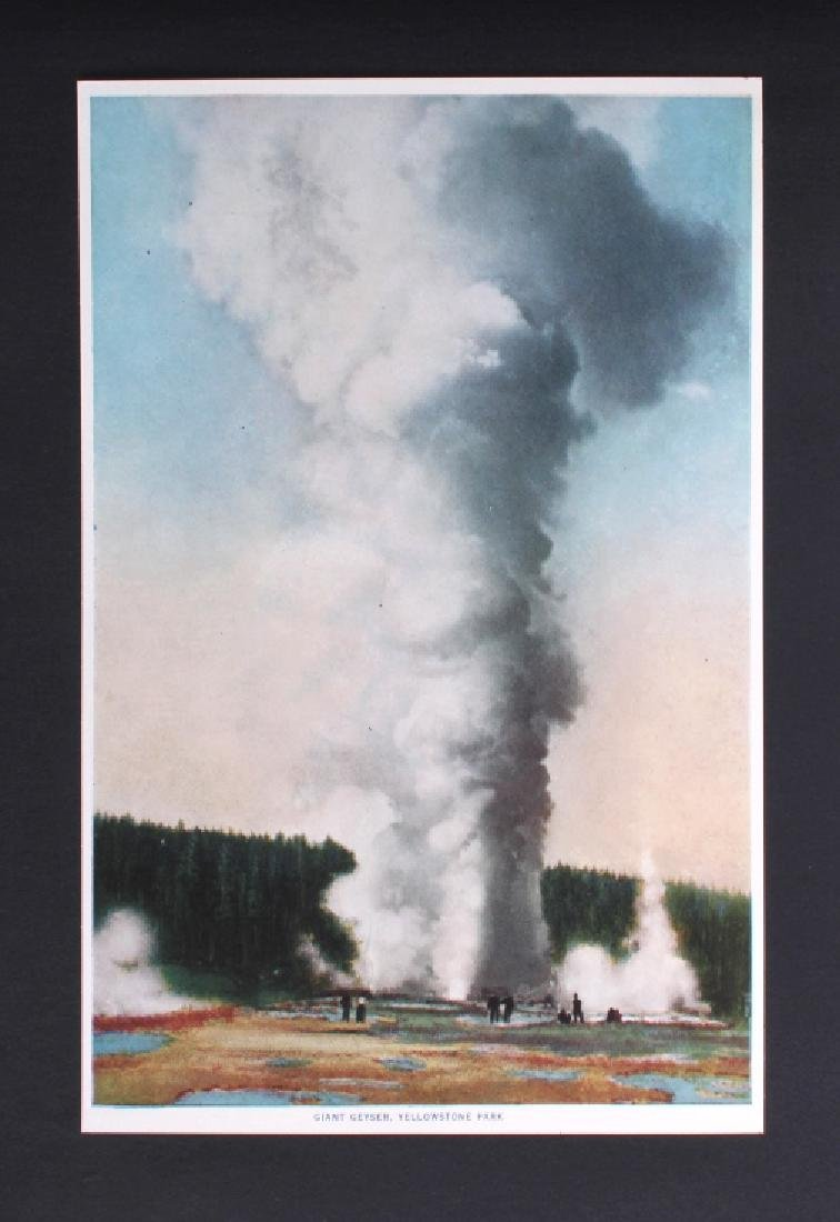 1913 The Wonders of Geyserland Yellowstone Album - 5