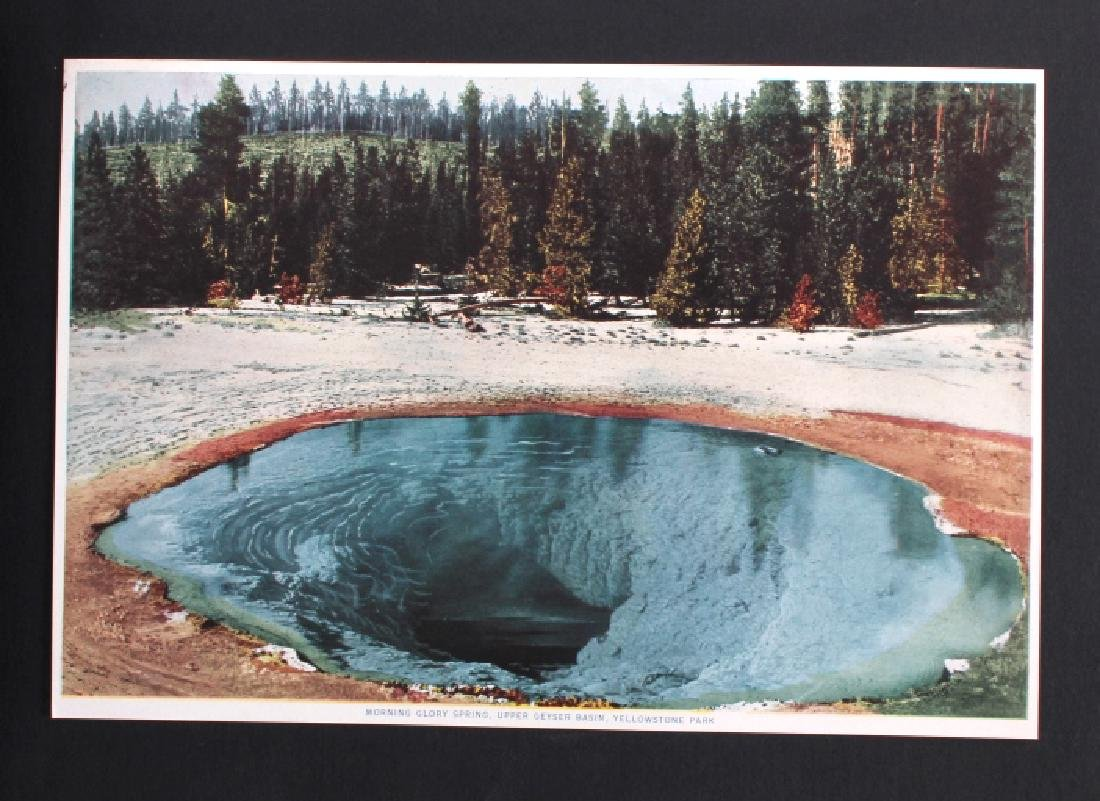 1913 The Wonders of Geyserland Yellowstone Album - 8