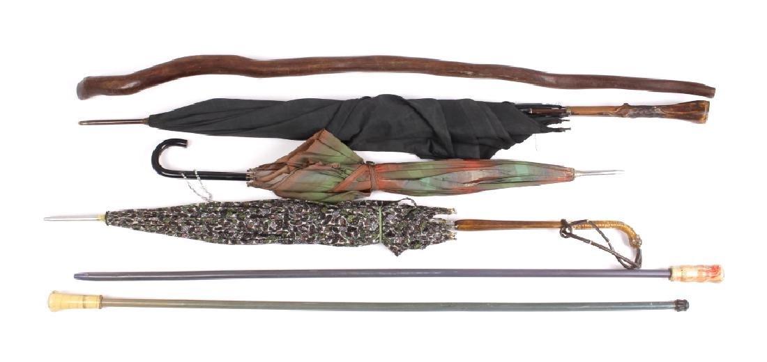 Mission Style Oak Umbrella Stand - 10
