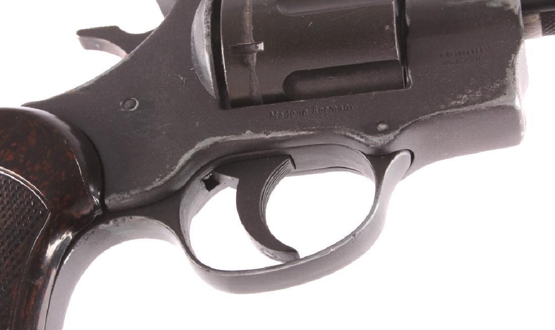 Arminius Double Action .38 Revolver w/ Holster - 10
