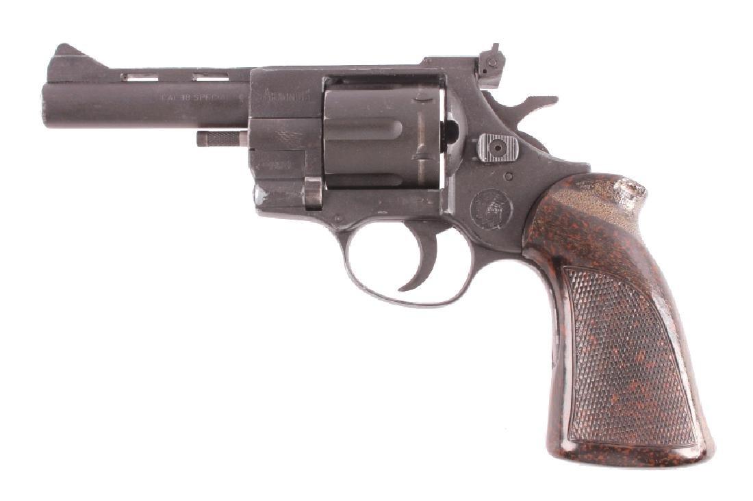 Arminius Double Action .38 Revolver w/ Holster