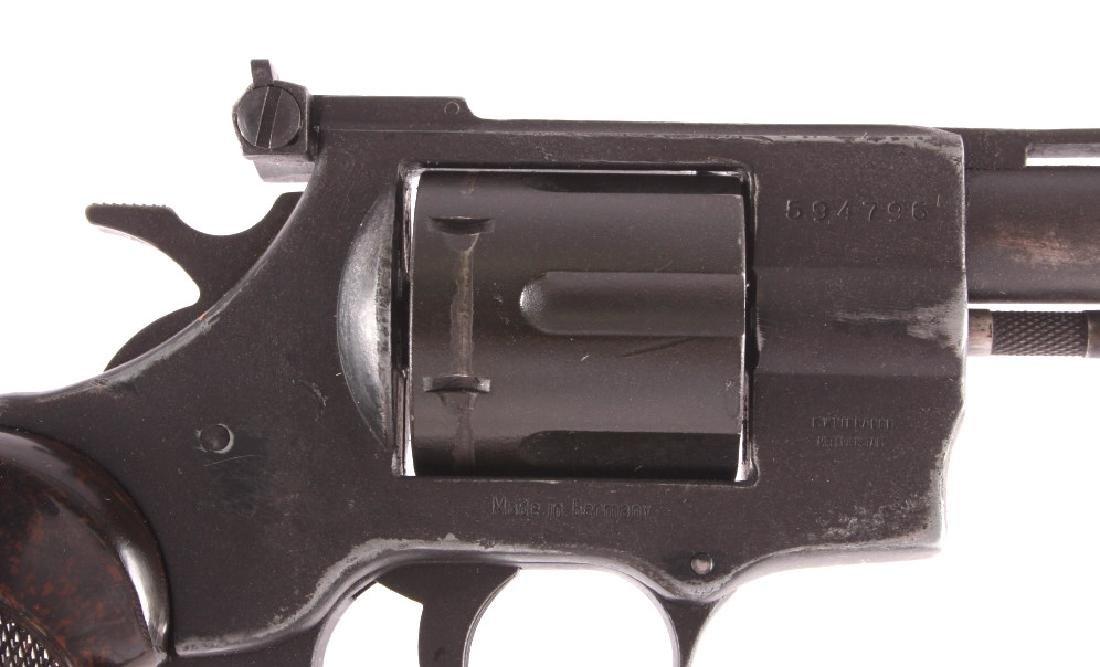 Arminius Double Action .38 Revolver w/ Holster - 9