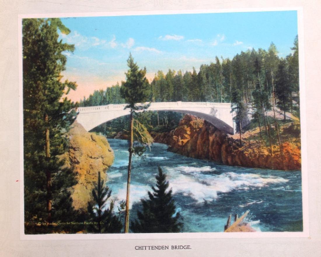 C.1910 Souvenir Album of Yellowstone Park - 4