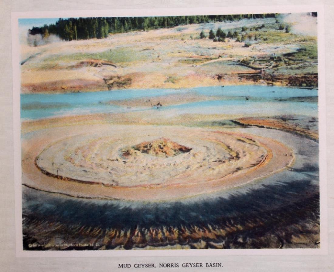 C.1910 Souvenir Album of Yellowstone Park - 6