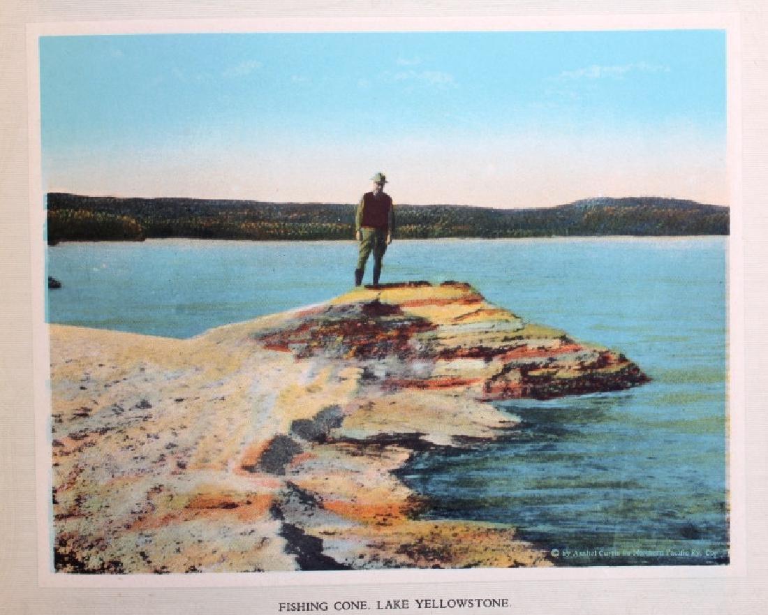 C.1910 Souvenir Album of Yellowstone Park - 8