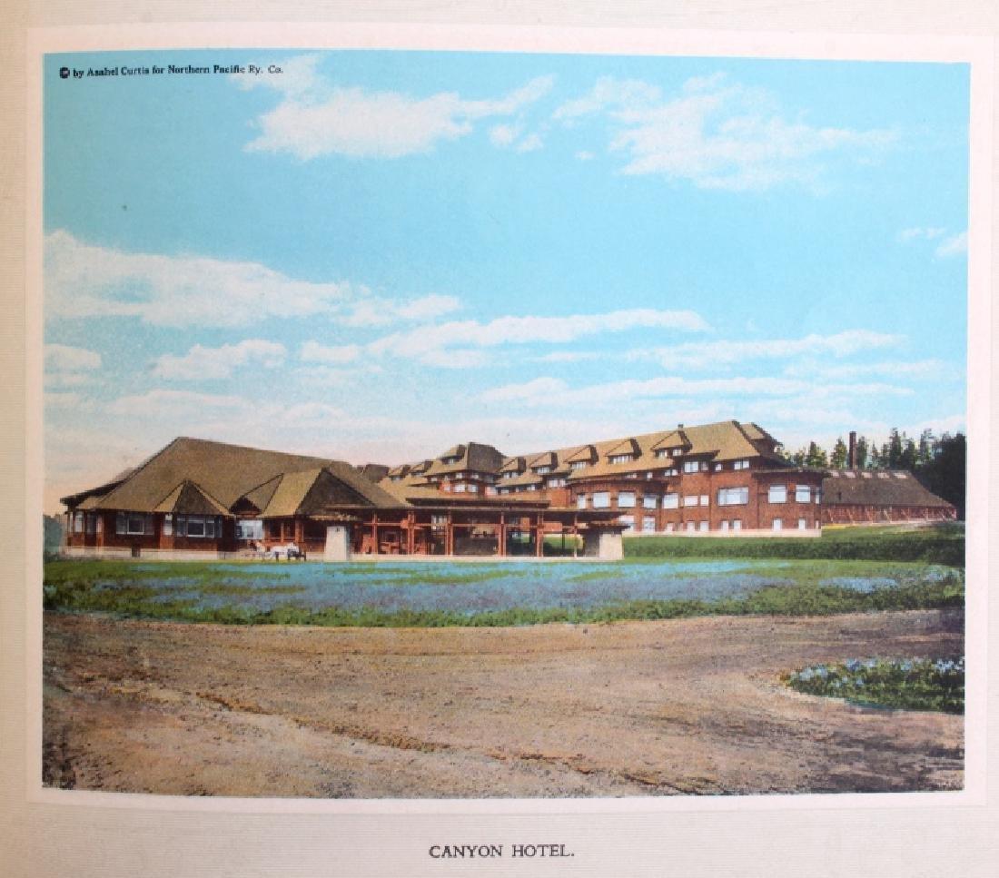 C.1910 Souvenir Album of Yellowstone Park - 9