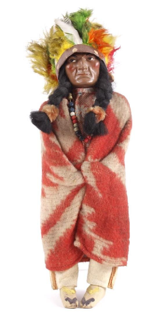 "Skookum ""Bully Good"" Indian Doll"