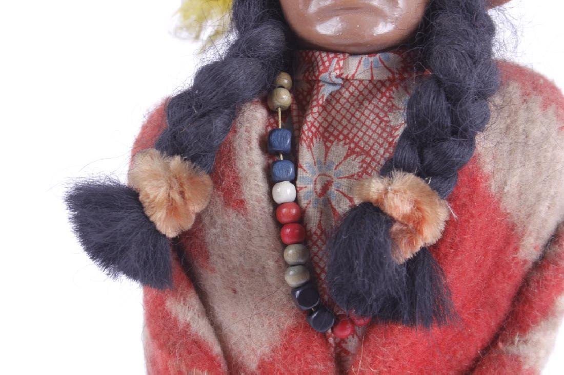 "Skookum ""Bully Good"" Indian Doll - 3"