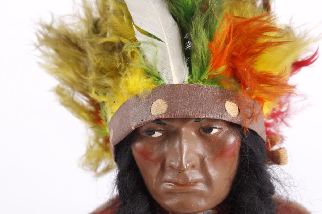 "Skookum ""Bully Good"" Indian Doll - 7"