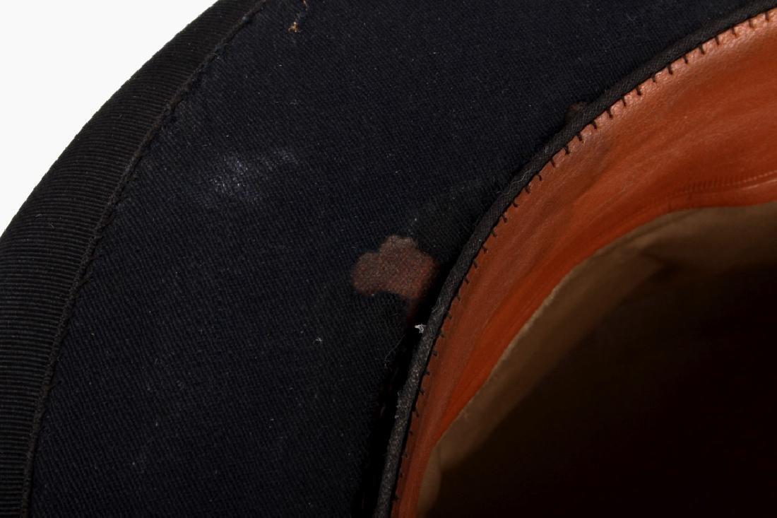 Antique Beaver German Top Hat In Original Box - 10