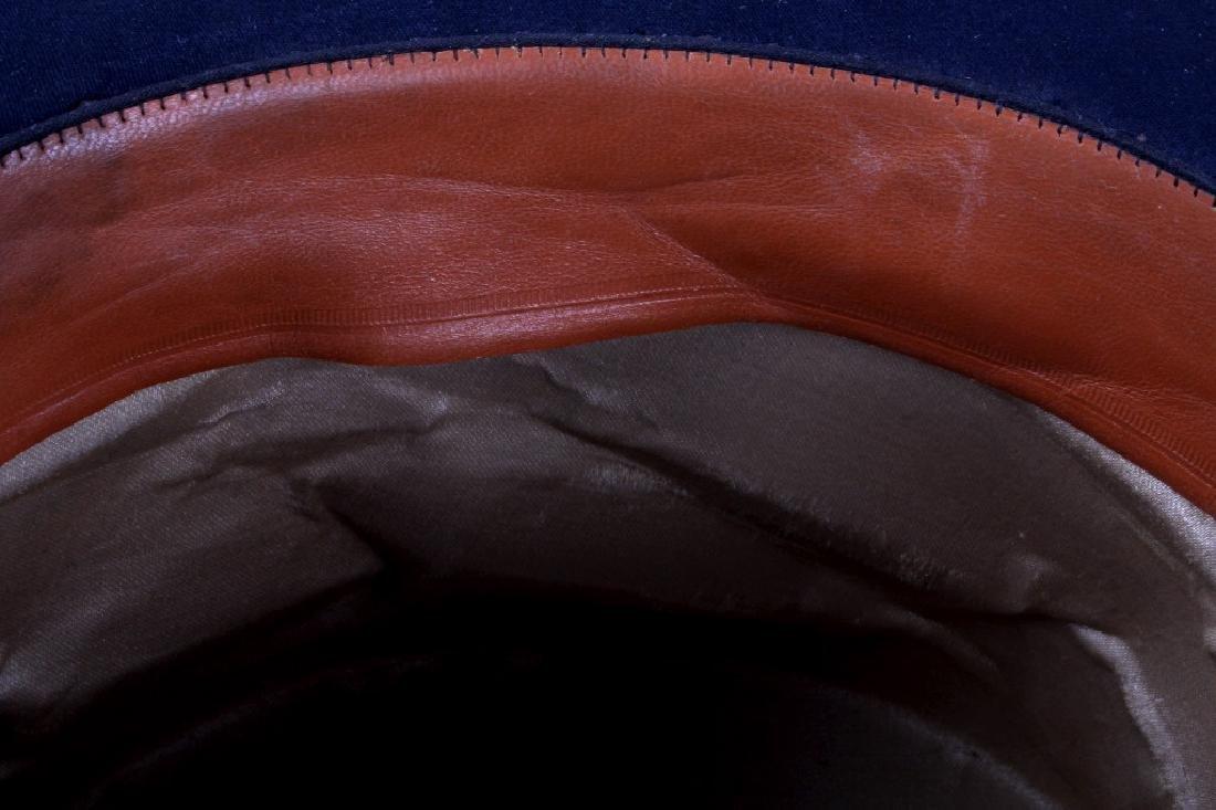 Antique Beaver German Top Hat In Original Box - 11