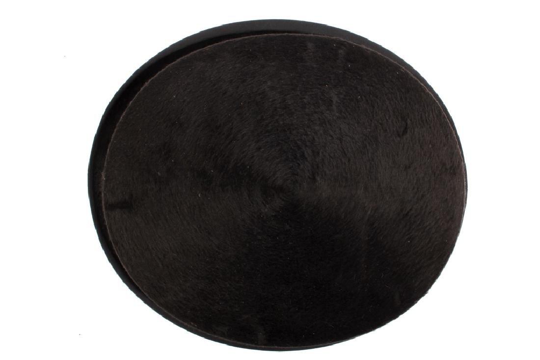 Antique Beaver German Top Hat In Original Box - 14