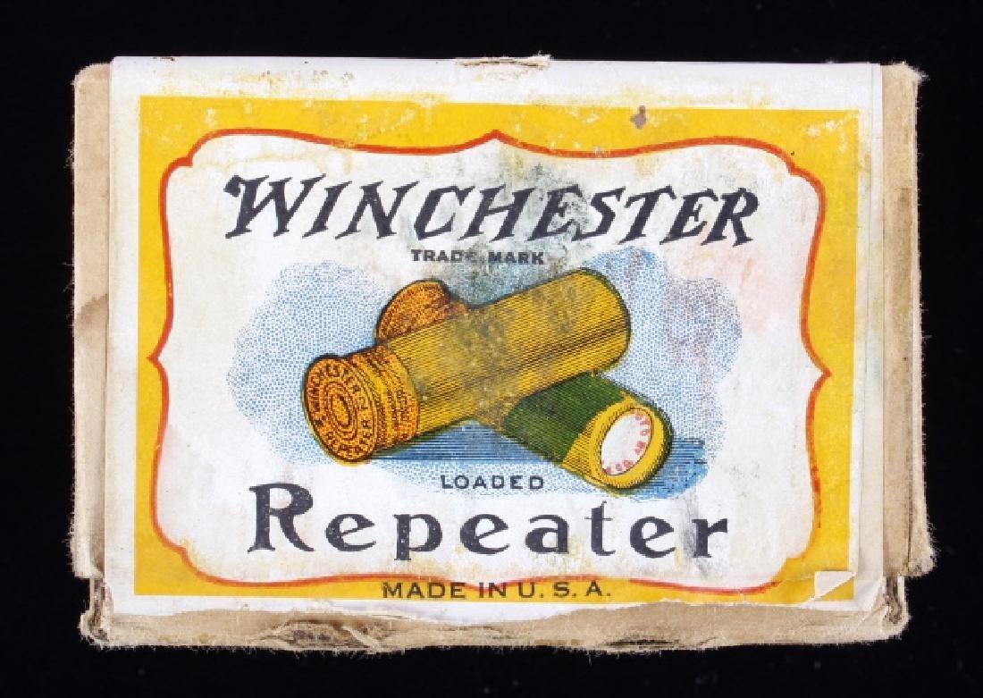 Winchester Repeater Paper Shot Shells RARE Unshot - 4