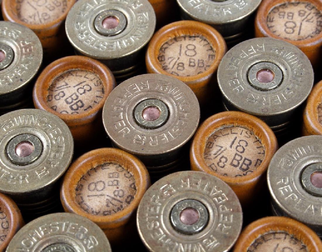 Winchester Repeater Paper Shot Shells RARE Unshot - 8