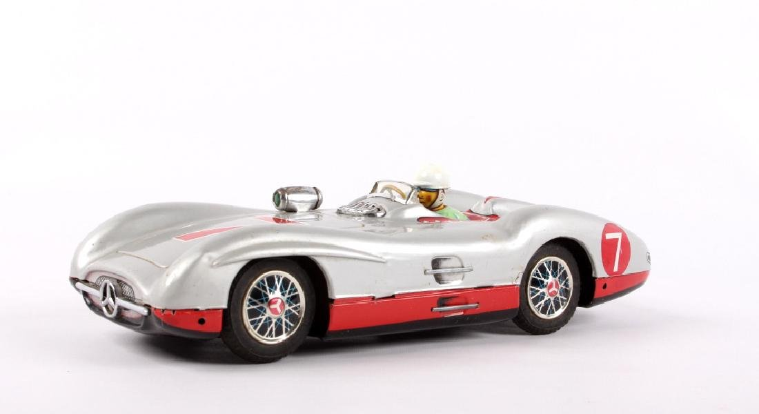 Marusan Toys, Mercedes W196 Battery Operated Toy