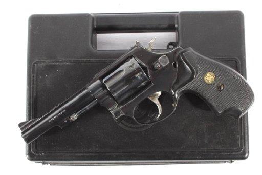 Taurus Model 94  22 LR 9-Shot Revolver w/Case