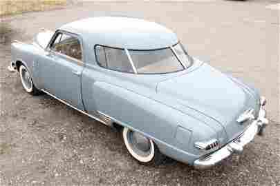 1947 Studebaker Commander Starlight Two-Door Coupe