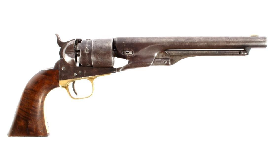 Colt 1860 Civilian Post-Civil War 44 Revolver RARE
