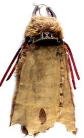 Northern Cheyenne Buffalo Horn Headdress c. 1880
