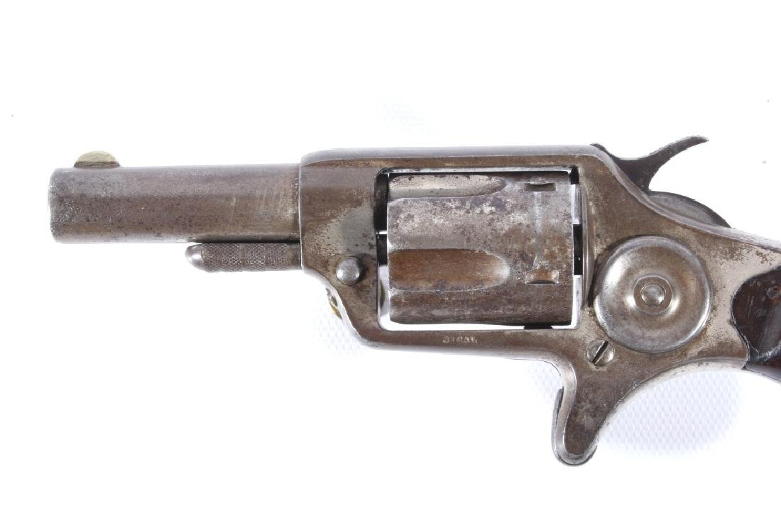Colt New Line .32 RF Nickel Revolver 1874 - 6