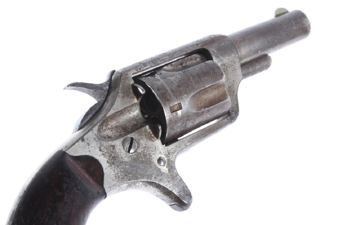 Colt New Line .32 RF Nickel Revolver 1874 - 7