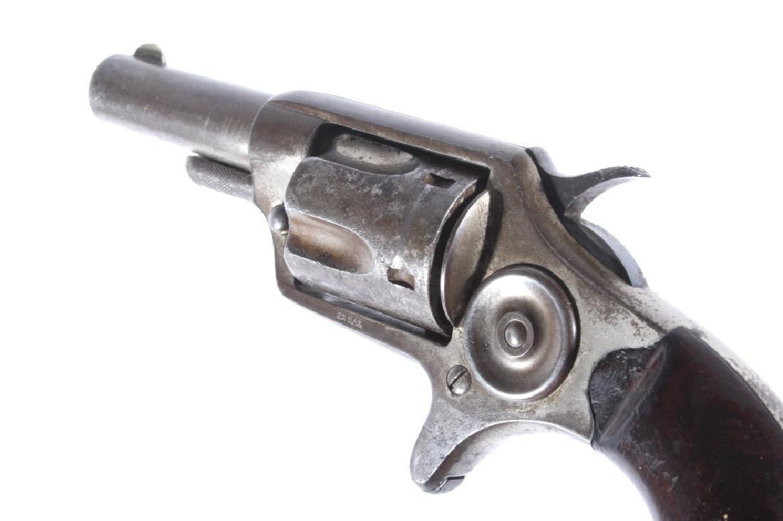 Colt New Line .32 RF Nickel Revolver 1874 - 8