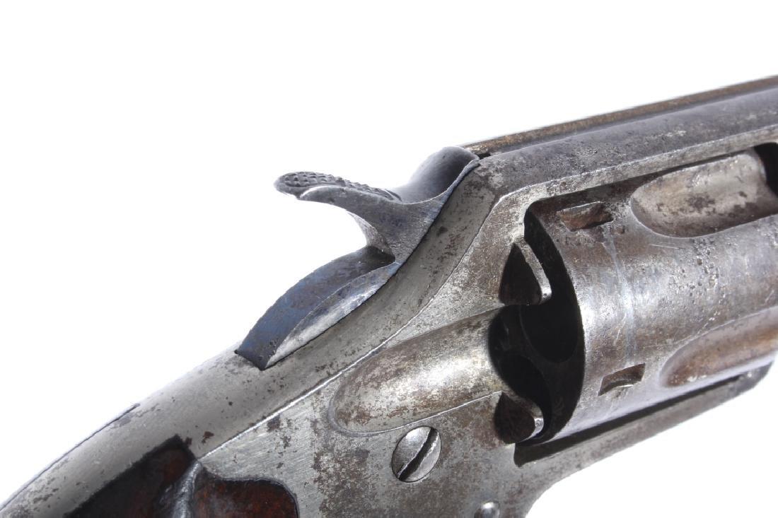 Colt New Line .32 RF Nickel Revolver 1874 - 9