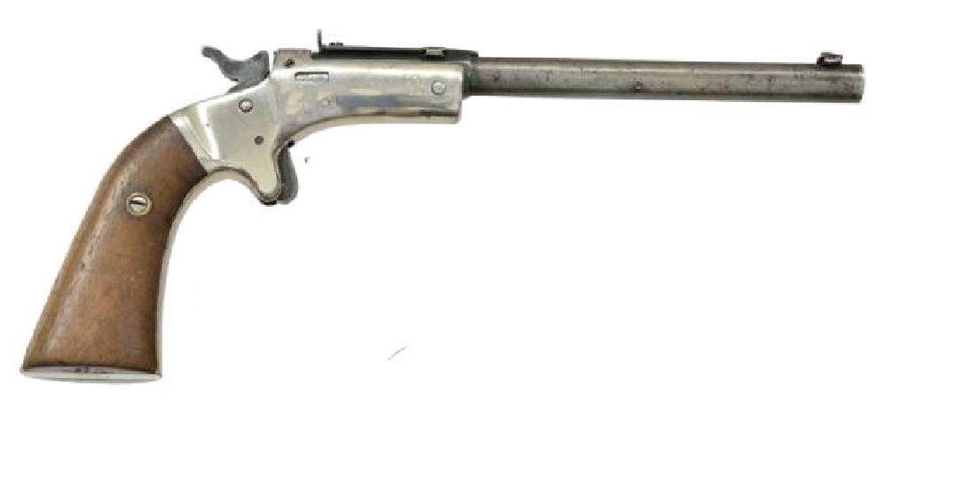 Stevens Diamond No 43 Single-Shot Pistol 1896-1916