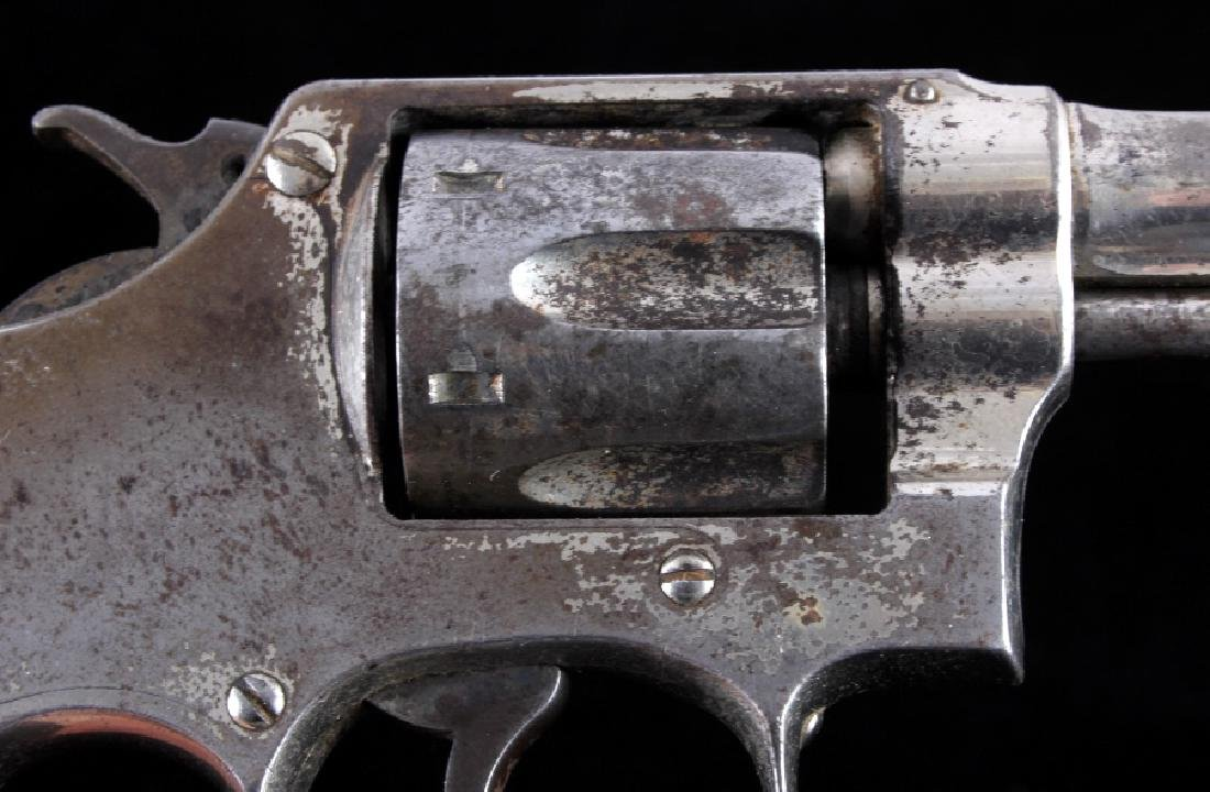 Smith & Wesson 1903 2nd Change .32 DA Revolver - 3