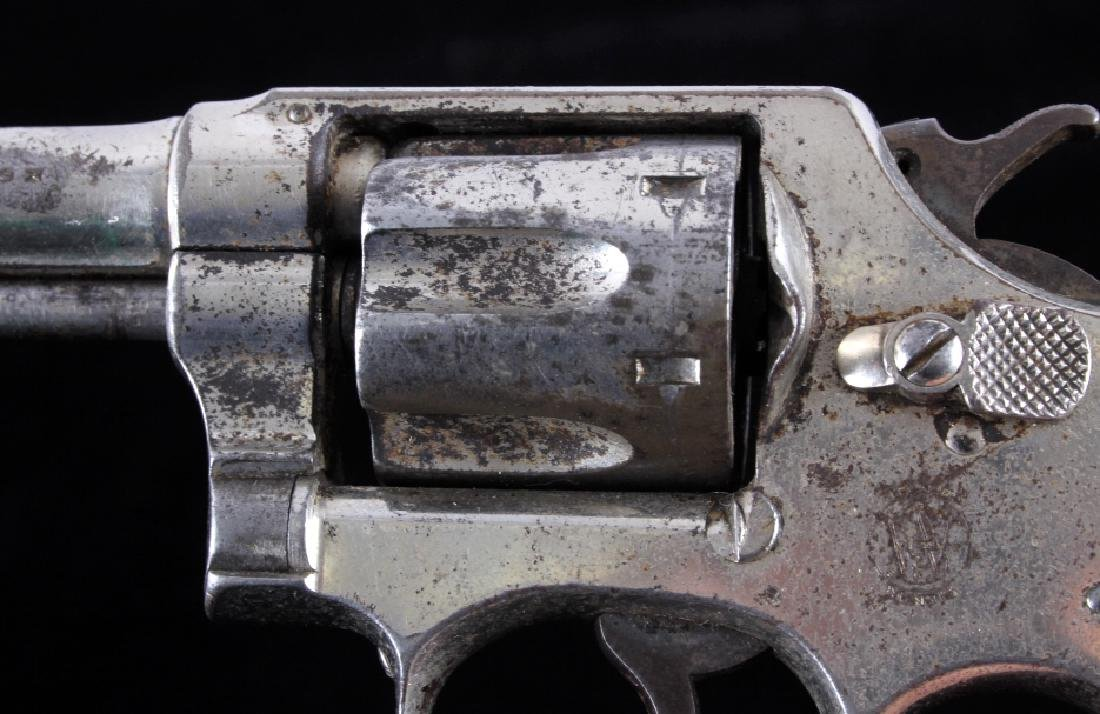 Smith & Wesson 1903 2nd Change .32 DA Revolver - 4
