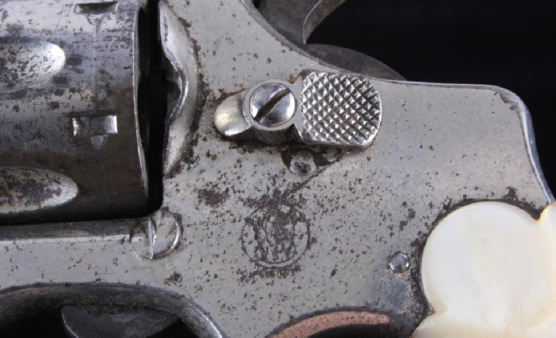 Smith & Wesson 1903 2nd Change .32 DA Revolver - 6
