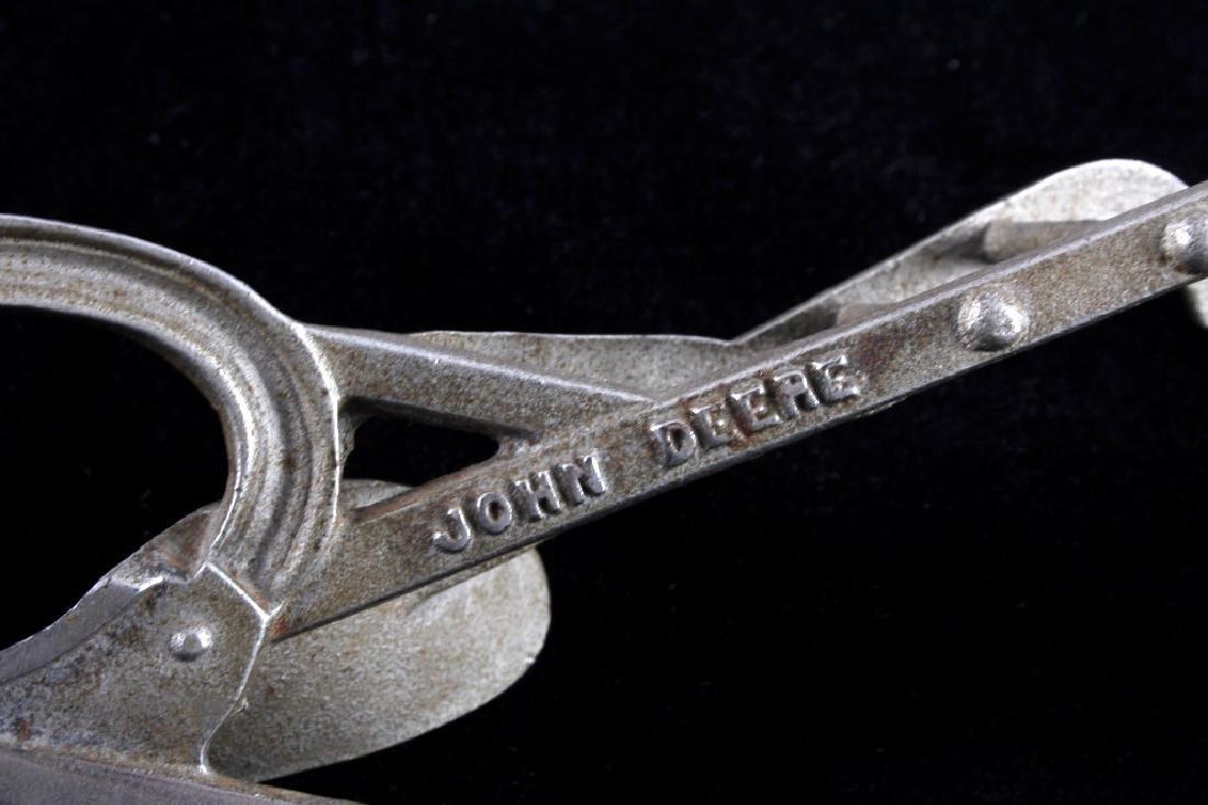 John Deere Walking Plow Salesman Sample - 6
