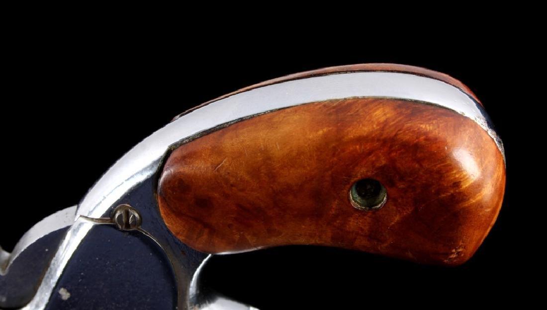 Smith & Wesson .32 Single Action Revolver 19th C - 10
