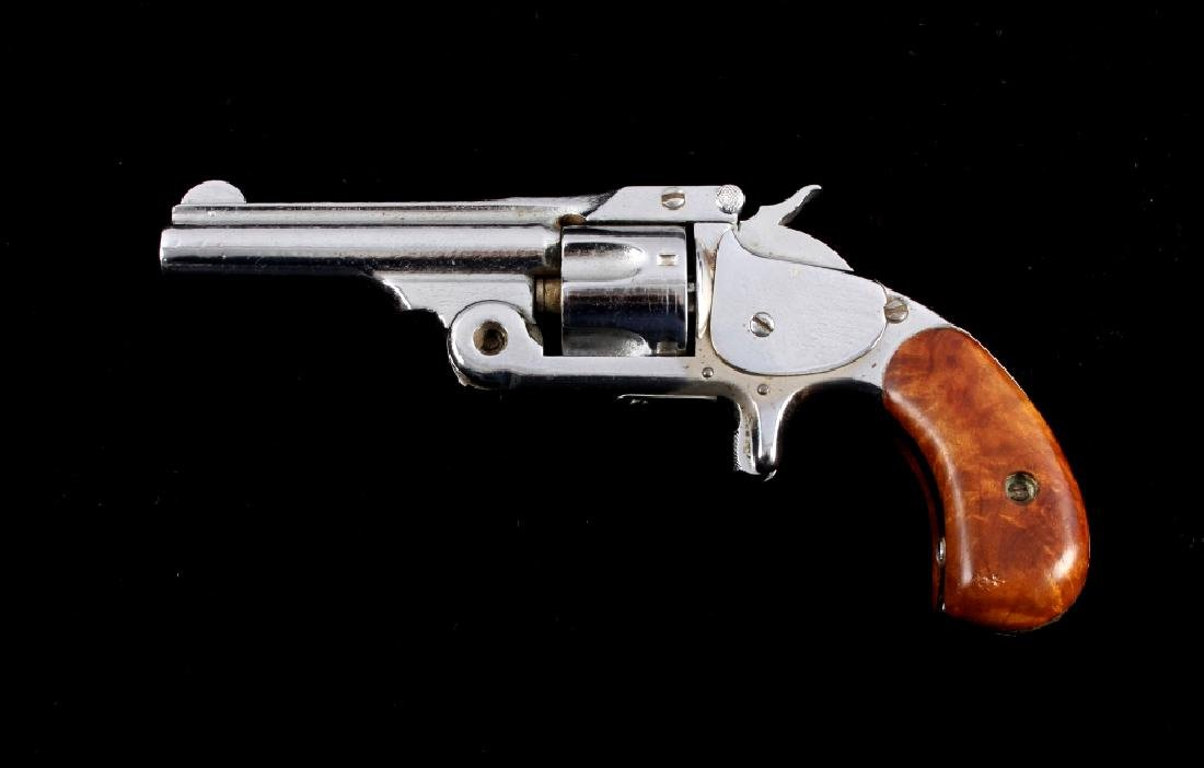 Smith & Wesson .32 Single Action Revolver 19th C