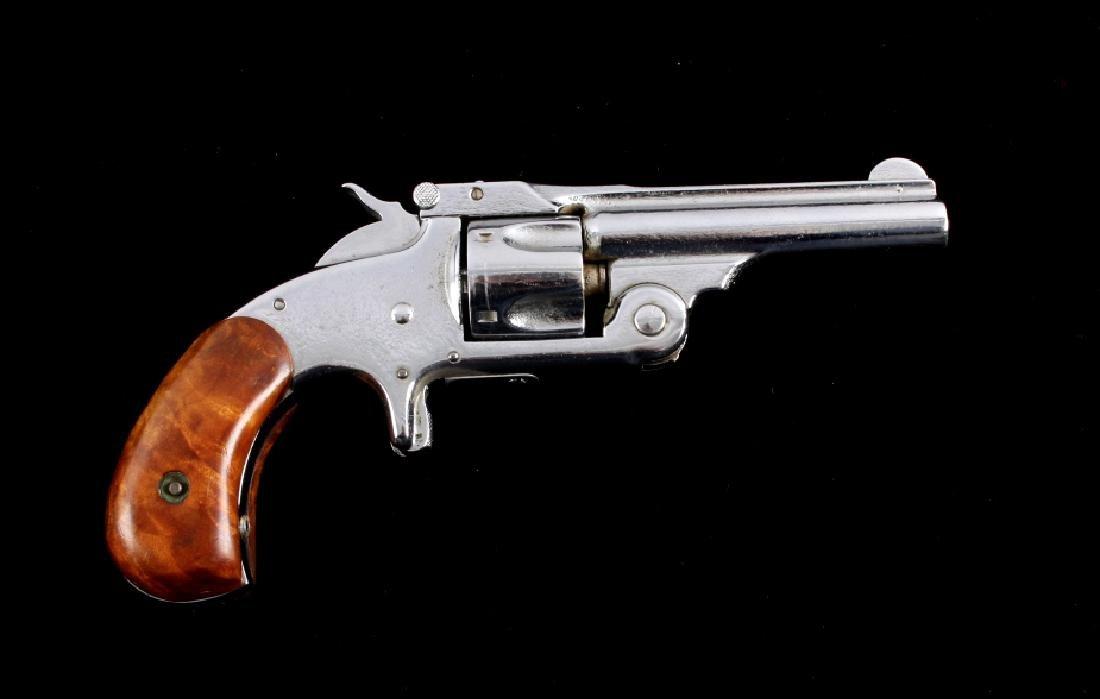 Smith & Wesson .32 Single Action Revolver 19th C - 2