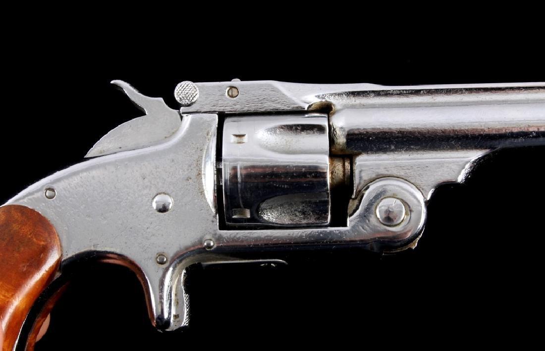 Smith & Wesson .32 Single Action Revolver 19th C - 3
