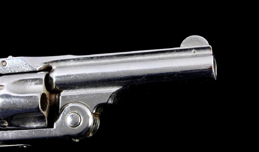 Smith & Wesson .32 Single Action Revolver 19th C - 4