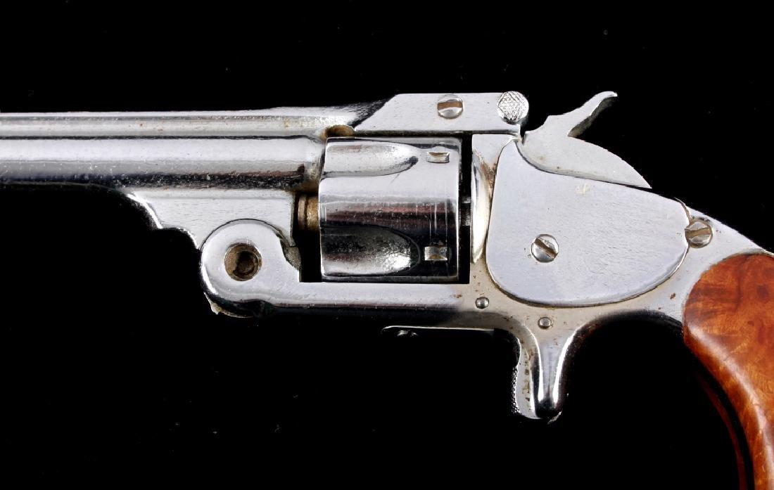 Smith & Wesson .32 Single Action Revolver 19th C - 6