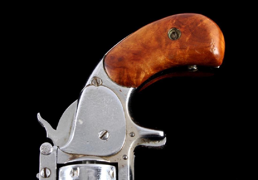 Smith & Wesson .32 Single Action Revolver 19th C - 8