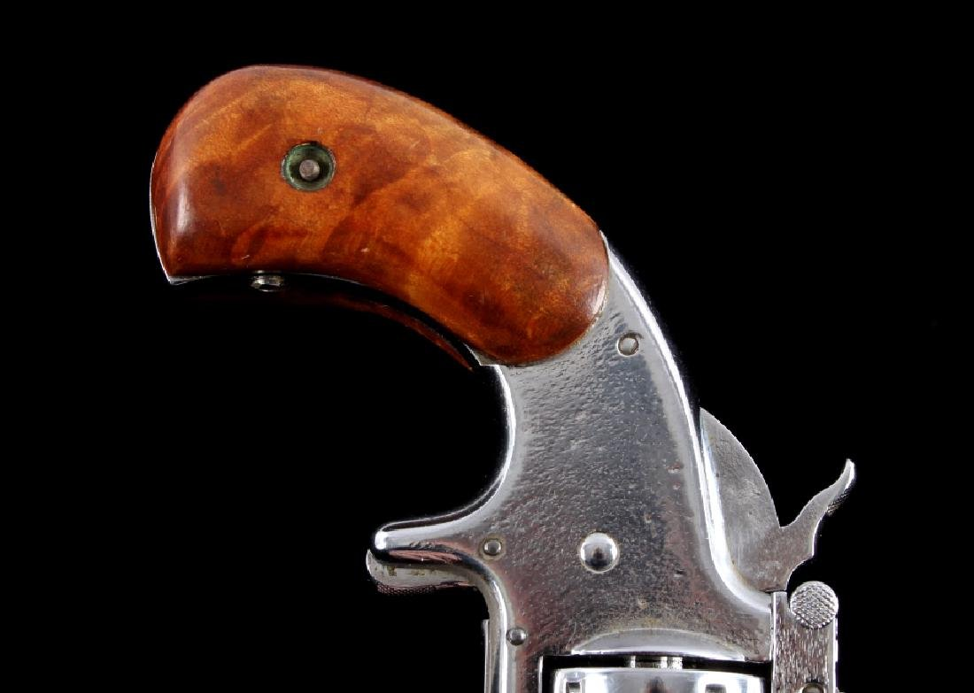Smith & Wesson .32 Single Action Revolver 19th C - 9
