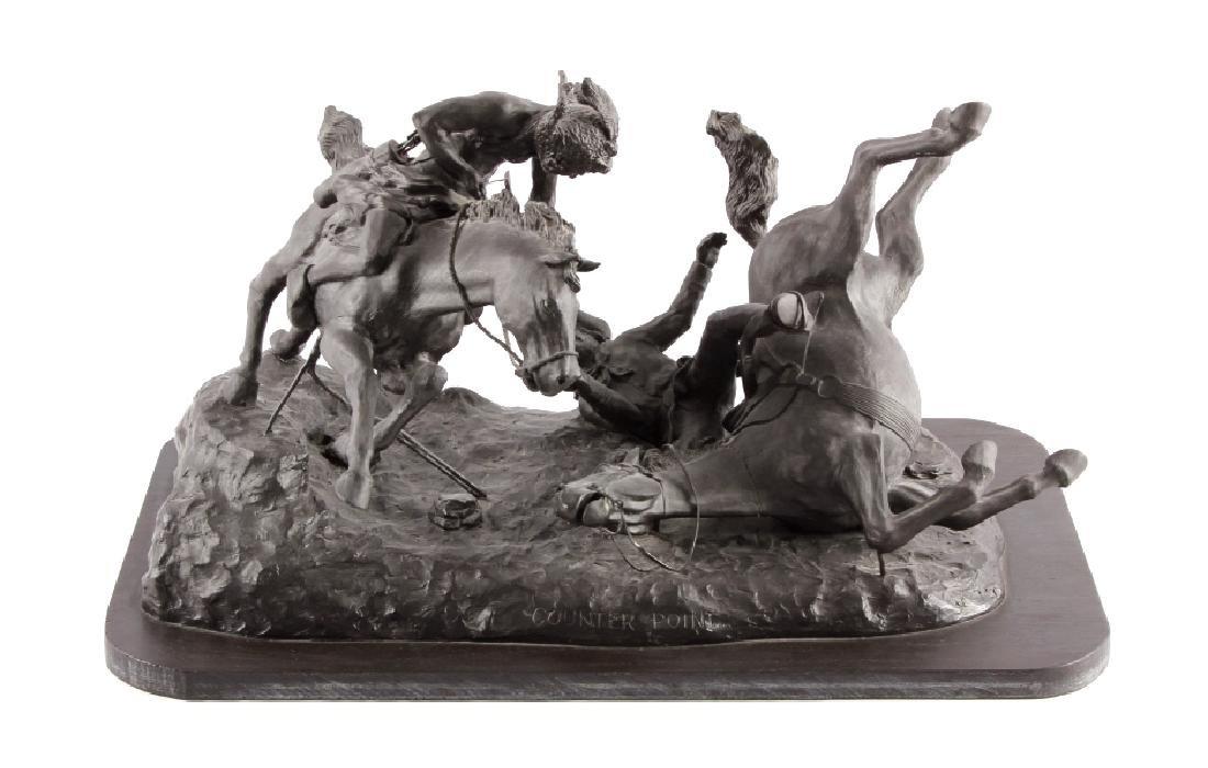 Original G.C. Wentworth Clay Sculpture