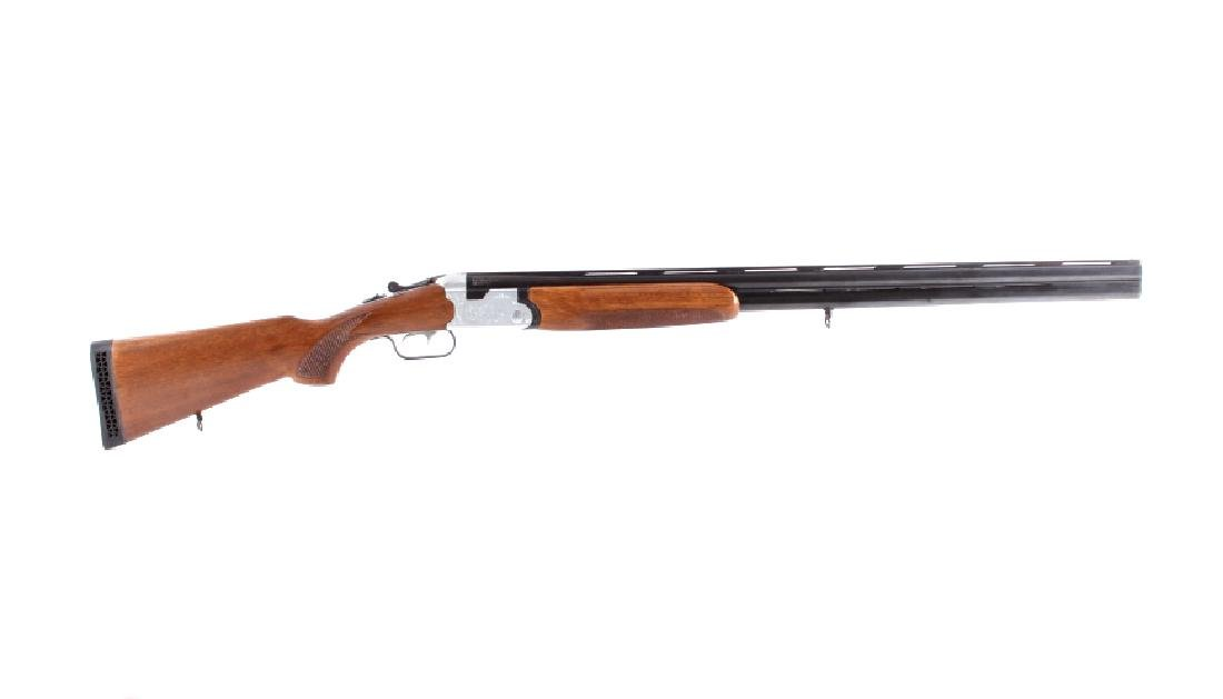 Hiongshi 12ga. O/U Engraved Shotgun