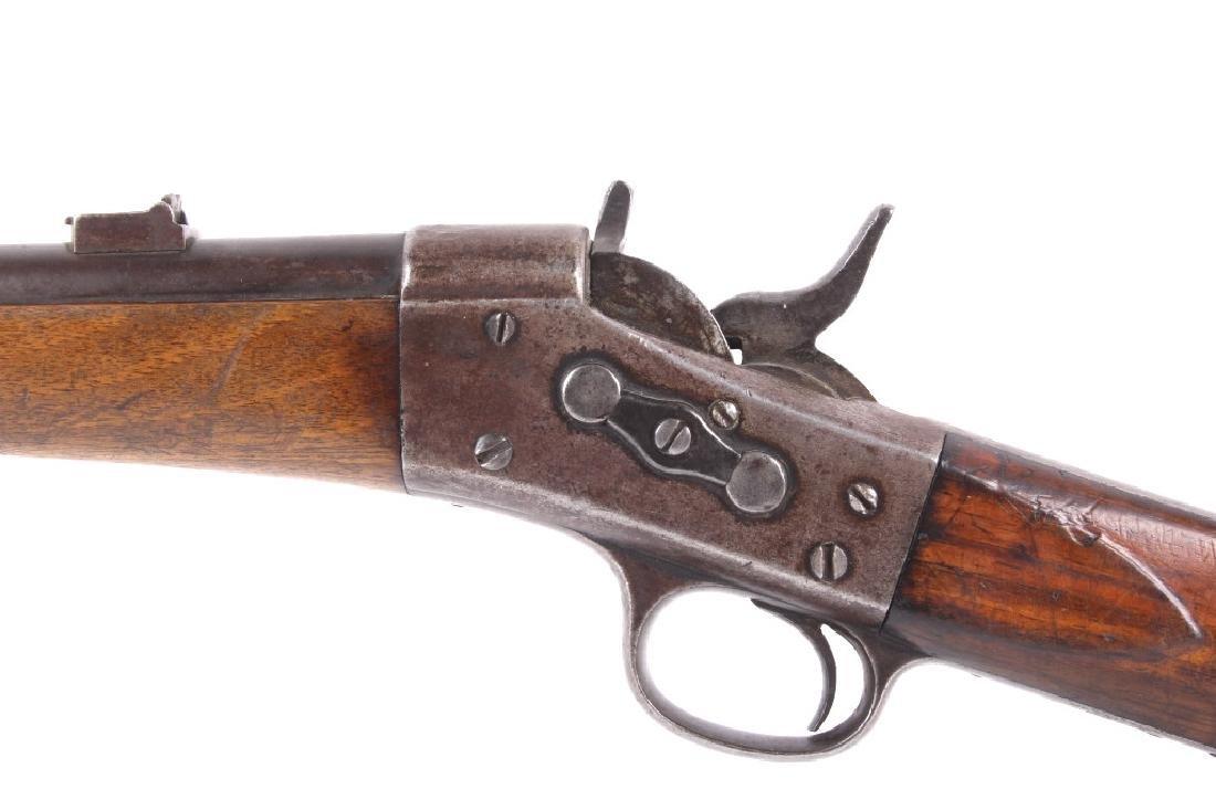 Remington Rolling Block Smooth Bore 50 Cal Carbine - 10