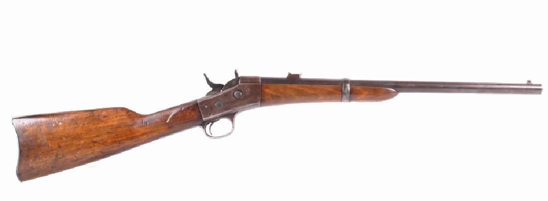 Remington Rolling Block Smooth Bore 50 Cal Carbine