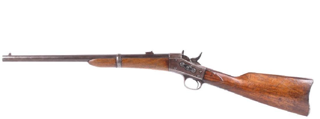 Remington Rolling Block Smooth Bore 50 Cal Carbine - 6