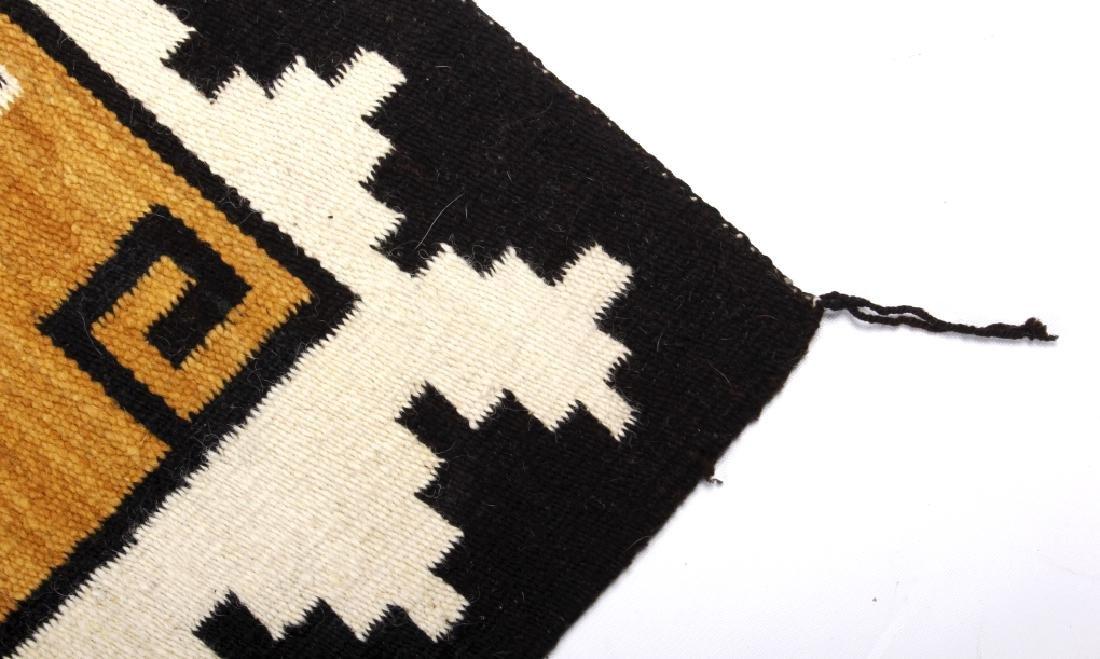 Fine Navajo Figural Yei Wool Rug - 7