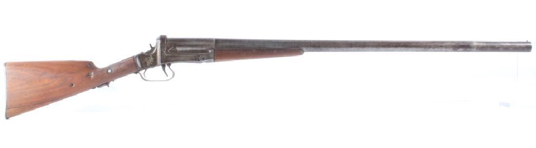 Massive C.S Shattuck 8 Ga. Market Hunter's Shotgun