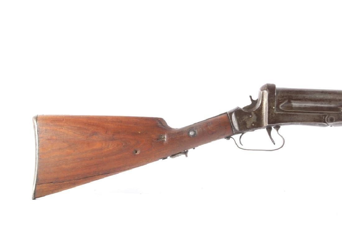 Massive C.S Shattuck 8 Ga. Market Hunter's Shotgun - 2